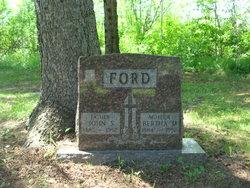 Bertha Minna <I>Fischer</I> Ford