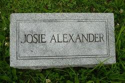 Josie Alexander