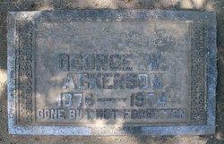 George Washington Ackerson