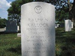 Ralph N Kallock
