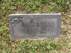 Myrtle R Tucker
