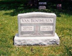 Leora <I>Jeffries</I> Van Benthusen