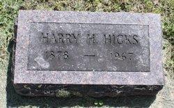 Harry H Hicks