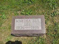 Martha Sue Lee