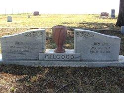 Lucy Jane <I>Fleming</I> Allgood