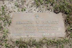 William Beamon Hewett