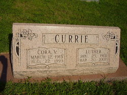 Luther Currie