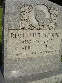 Rev Hubert Currie