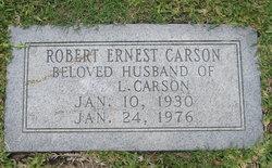 "Robert Ernest ""R.E."" Carson"