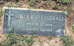 Adele R Fitzgerald