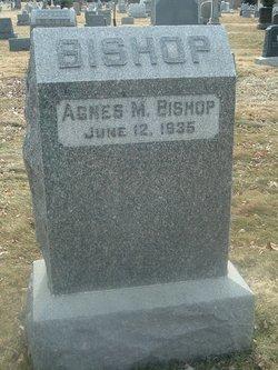 Agnes M <I>Moorhead</I> Bishop