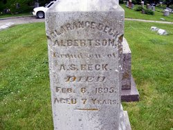 Clarence Beck Albertson