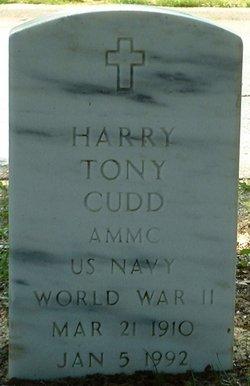 Harry Tony Cudd
