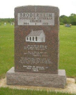 Broderheim Cemetery