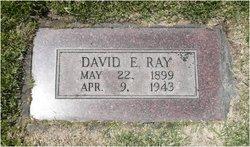 David Edgar Ray
