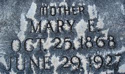 Mary Elizabeth <I>Mason</I> Miller