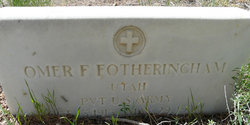 Omer Fotheringham