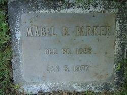 Mabel B. <I>Trimmer</I> Parker
