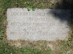 Rev Lockett Ford Ballard