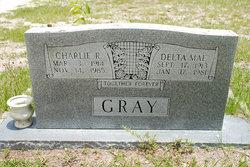 Charlie Roy Gray