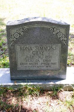 Edna Allis <I>Rabon</I> Gray