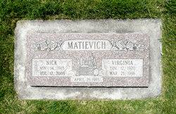 Virginia Matievich