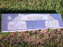 Jency Ann <I>Garnett</I> Hagan