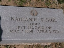 Nathaniel Stacy Sage