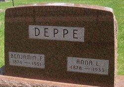Benjamin F Deppe
