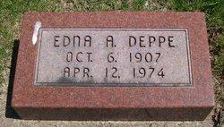 Edna A Deppe