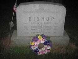Catherine <I>Forney</I> Bishop