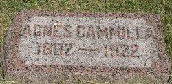 Agnes Cammilla <I>Jensen</I> Jorgensen