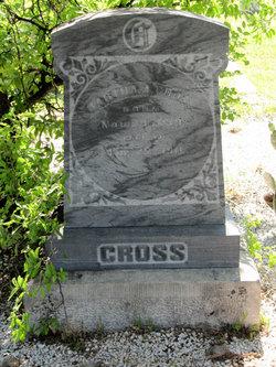 Martha A <I>Langley</I> Cross