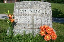 Elizabeth <I>Chapman</I> Ragsdale