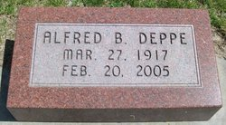 Alfred B Deppe