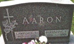 Lawrence Thomas Aaron