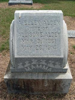 Anne Ellen <I>Harper</I> Alden