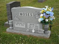 Irene <I>Childers</I> Moses