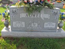 Leila <I>Dennison</I> Adwell