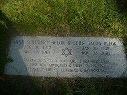 John Jacob Belok