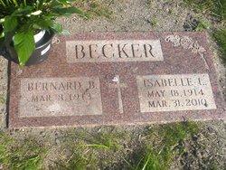 Isabelle L <I>Palmer</I> Becker