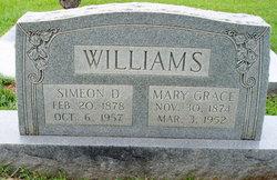 Simeon D Williams