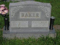 Eunice Mattie Baker