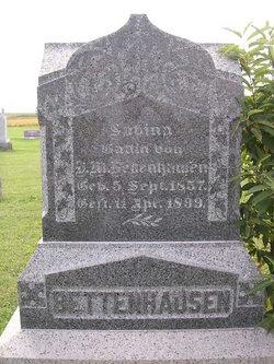Sabina <I>Brandau</I> Bettenhausen