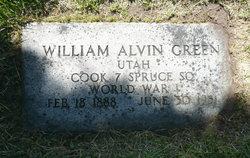 William Alvin Green