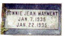 Bonnie Jean Wayment