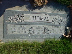 Alta Lorene <I>Tracy</I> Thomas