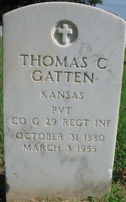 Thomas Charles Gatten