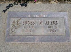 Ernest M. Ahern
