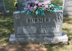 Marguerite Elizabeth <I>Shuler</I> Burner